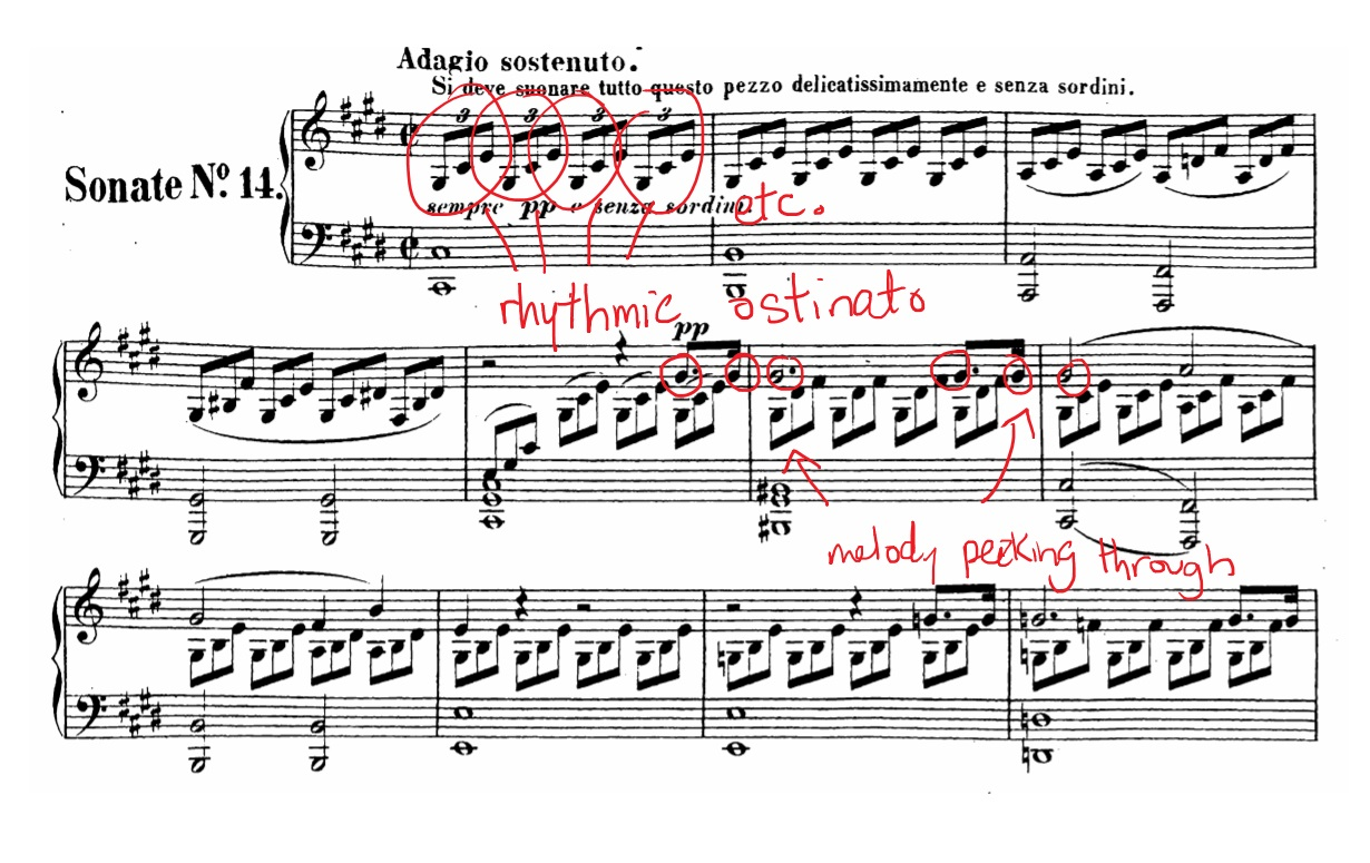 piano sonata analysis Exploring beethoven's piano sonatas from curtis institute of music our relationship to beethoven is a deep and paradoxical one for many musicians, he.