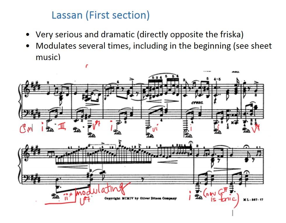 All Music Chords rachmaninoff sheet music : A Tour of Liszt's Hungarian Rhapsody no. 2 - PianoTV.net